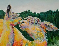 :)Always Smiling Alpacas(: - Logo