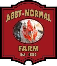 Abby-Normal Farm - Logo