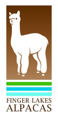 Finger Lakes Alpacas - Logo