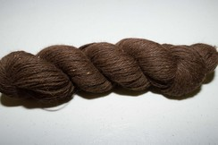 Photo of 3 Ply Fingerling Black/Brown Alpaca