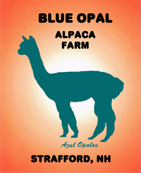BLUE OPAL ALPACA FARM LLC - Logo