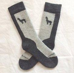 Performance Alpaca Sock with Aloe