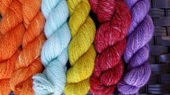 Photo of 100% Alpaca Yarn (cria)