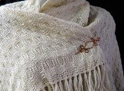 Alpaca Silk Wrap