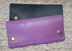 Photo of Alpaca Leather Wallet - Large
