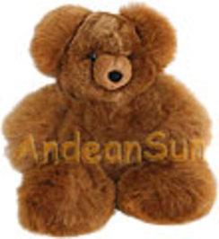 Baby Alpaca Teddy Bear (12 inch)