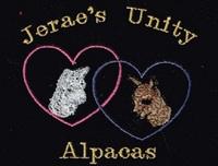 Jerae's Unity Alpacas - Logo