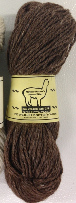 Photo of DK Weight Alpaca Yarn
