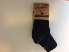 Photo of Alpaca Sport Quarter Top Sock 102009