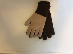 Photo of Alpaca Double Layer Driving Gloves 304005