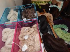 Photo of 100% Suri Alpaca Yarn