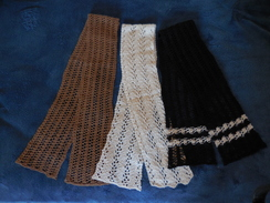 Photo of Hand Knitted Lace Scarves