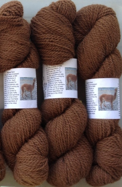 Alpaca Yarn - Fingering Weight