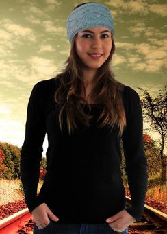 Photo of Doris Alpaca Headband