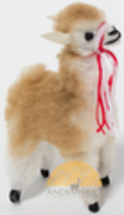 Photo of Llama - Alpaca Fur Toy