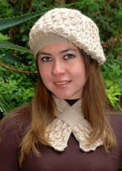 Photo of Amercian Baby Alpaca Hat