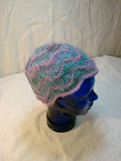 Photo of Wave Hat Pastel