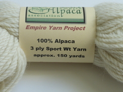 Empire Alpaca Yarn - Sport Weight