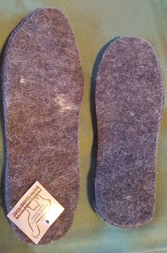 Photo of Cozy Shoe/Boot Inserts
