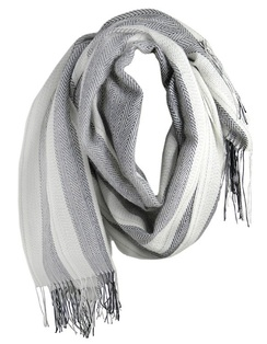 Photo of Alpaca Scarf - Liviano - Monochrome
