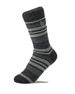 Photo of Alpaca Stripe Socks