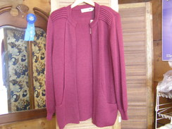 Alpaca Jean Sweater w/Pockets