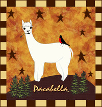 Pacabella Farm Alpacas & Boutique - Logo