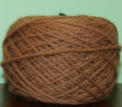 Photo of Yarn - 100% Alpaca - Fawn