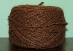 Photo of Yarn - 100% Alpaca - Light Brown