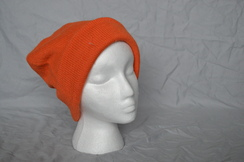 Photo of HAT  --HUNTER'S KNITTED HAT