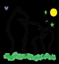 Russell's Alpaca Acres - Logo
