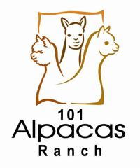 101 Alpacas Ranch - Logo