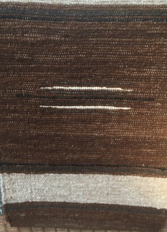 Photo of 2x3 Alpaca Woven Rug - Style 3