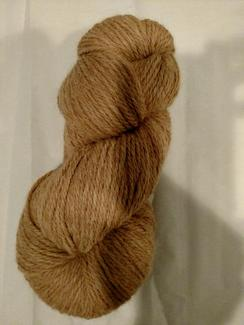 3-Ply Worsted Wt 100% Alpaca Yarn (Beig)