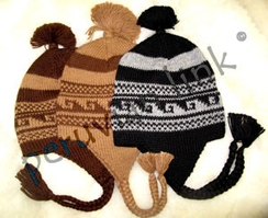 Photo of Alpaca Chullo hat