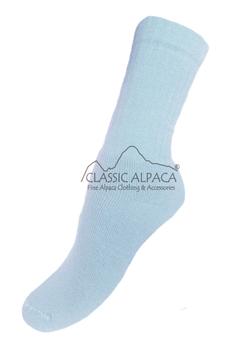 Alpaca Crew Socks