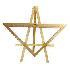 3' Triangle loom and table top stand
