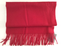 Photo of Woven & Brushed Bay Alpaca Scarf 404008