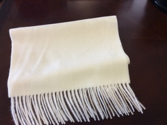 Photo of Woven & Brushed Bay Alpaca Scarf 404009