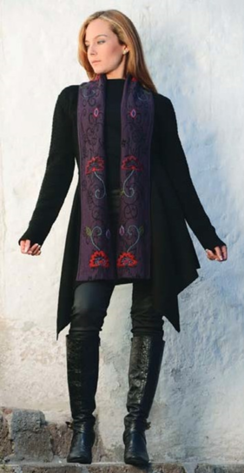 """Fantasia"" Long Cardigan"