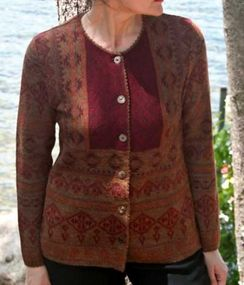Photo of Nusta Cardigan