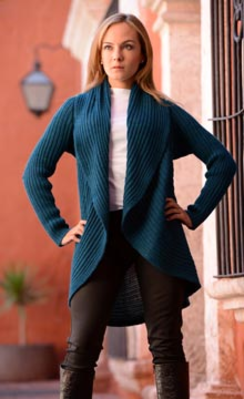 "Essential ""Magic"" Ladies Cardigan"