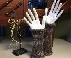Alpaca Wrist Warmers