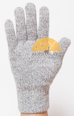 Photo of Classic Blend Alpaca Gloves