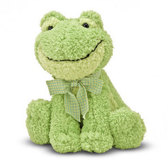 Photo of Meadow Medley Froggy Stuff Animal