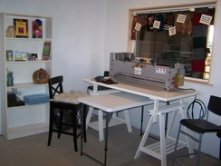 Photo of FeltLOOOM Fiber Arts Studio Classes+