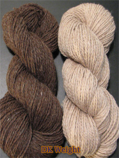 Photo of 100% Alpaca Yarn - Double Knit Weight