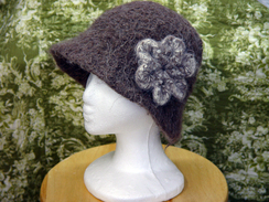 Alpaca Felted Hat-Includes Shipping