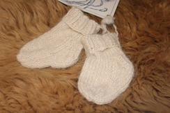 Photo of Hand Knit Baby Booties