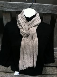 Photo of 3X3 Rib Scarf